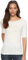 Apt. 9 Women's Essential Boatneck Tee