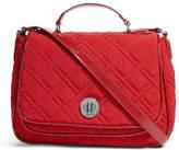 Vera Bradley Turnlock Bag