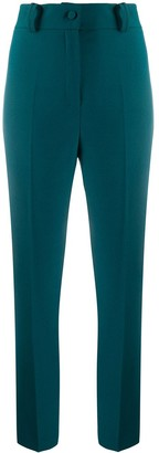 Hebe Studio Slim Tailored Trousers