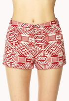 Forever 21 Luxe Voyager Shorts