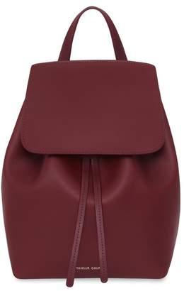 Mansur Gavriel Mini Backpack - Bordo