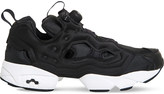 Reebok Instapump fury leather and suede trainers