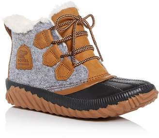 Sorel Women's Out N About Plus Waterproof Cold-Weather Booties
