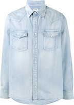 Visvim Albacore denim shirt - men - Cotton - 3