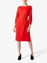 Hobbs Samara Dress, Red
