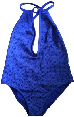 Andres Sarda Blue Swimwear for Women