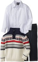 "Nautica Little Boys' Toddler ""Kerry"" 3-Piece Outfit"