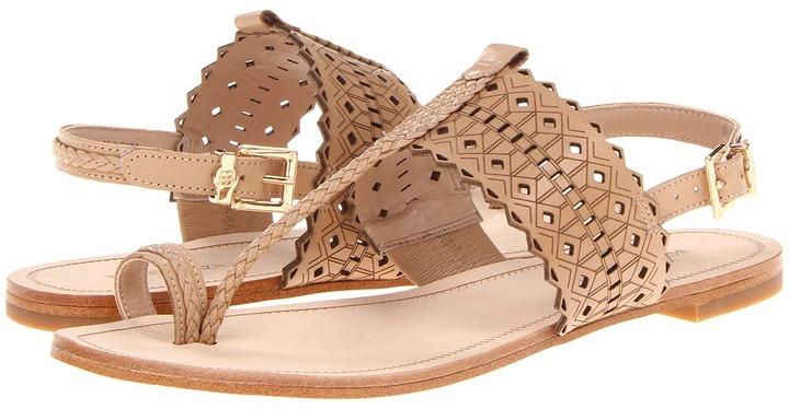 BCBGMAXAZRIA Aerial (Natural Vachetta) - Footwear