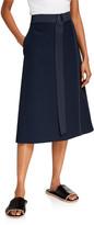PARTOW Dane A-Line Skirt
