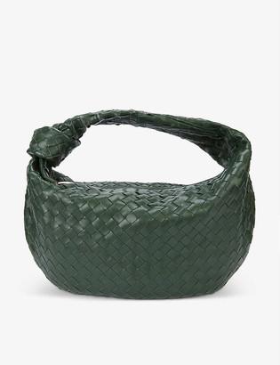 Bottega Veneta The Jodie intrecciato leather hobo bag