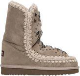 Mou 20mm Eskimo Embellished Shearling Boots