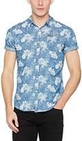 Firetrap Men's Sebbon Casual Shirt