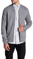 Ben Sherman Front Zip Knit Jacket