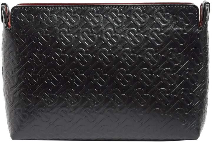 b24a1de421 Burberry Black Clutches - ShopStyle