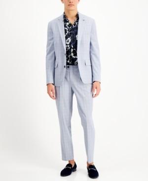 INC International Concepts Inc Men's Baker Slim-Fit Suit Jacket, Created for Macy's