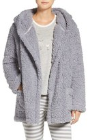 Make + Model Women's 'Oh So Cozy' Hooded Cardigan