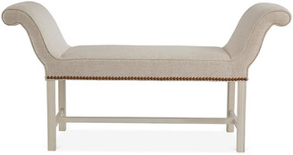 Mr & Mrs Howard Dublin Window Bench - Tan
