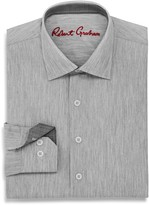 Robert Graham Boys' Rigby Solid Dress Shirt