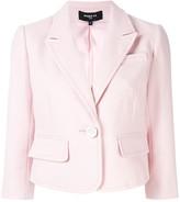 Paule Ka classic fitted blazer