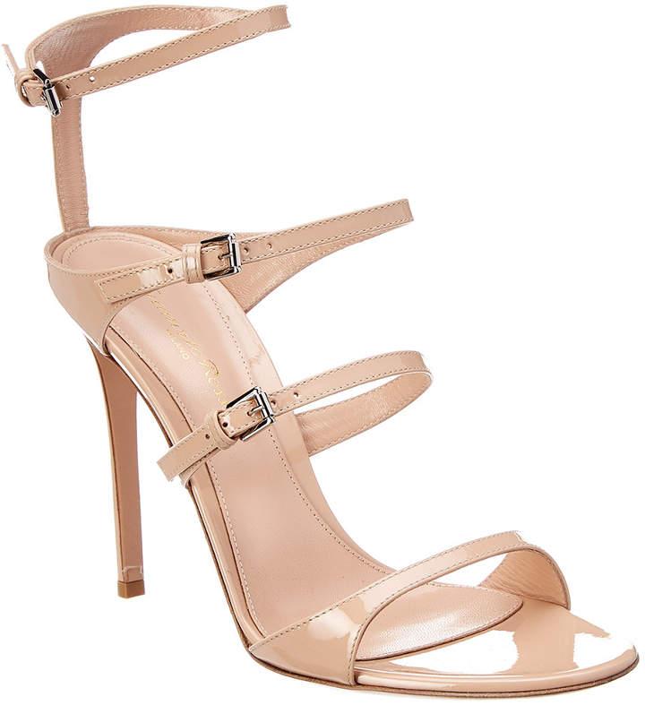 Gianvito Rossi Leather Sandal