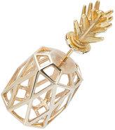 Natasha Zinko pineapple stud earring