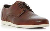 Bertie Beacre Derby Shoes, Tan