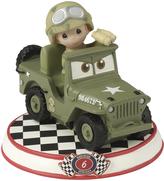 Precious Moments Disney/Pixar Cars Sarge Figurine