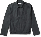 Enlist Slub Cotton Jacket