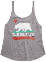 Billabong Women's Cali Bear Original Tank Top