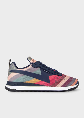 Women's 'Swirl' 'Rocket' Recycled Knit Trainers
