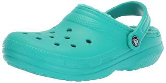 Crocs Unisex Adult's Classic Lined Clog U Green Tropical Teal 3o4 4 Men/ 5 UK Women