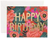 Rifle Paper Co. Rifle Paper Poppy Birthday Card