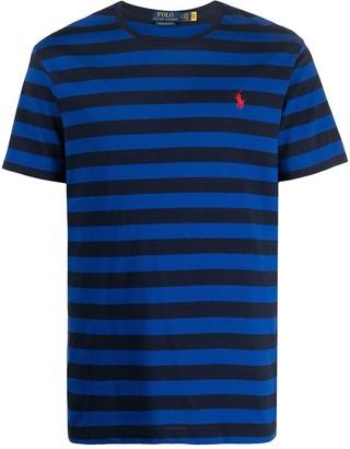 Polo Ralph Lauren stripe print T-shirt