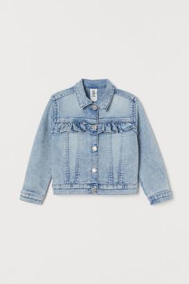 H&M Superstretch Denim Jacket