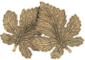 Ann Demeulemeester Double Leaf Brooch