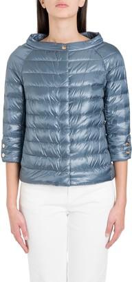 Herno Elsa Ultralight Down-jacket