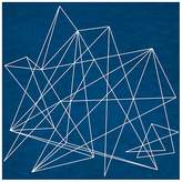 Bloomingdale's Art Addiction Inc. Abstract Navy Wall Art