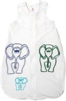 Gunamuna Gunapod Cotton Dreams Wearable Blanket- Elephant- Small - Elephant - Small