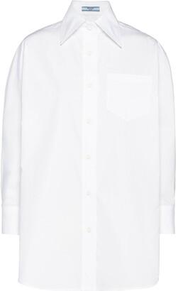 Prada Poplin Shirt