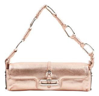 Jimmy Choo Metallic Leather Handbags
