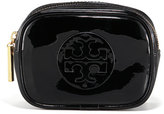 Tory Burch Small Patent Cosmetics Case, Black