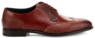 Sutor Mantellassi Folco Leather Dress Shoes