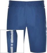 adidas Lockup Shorts Navy