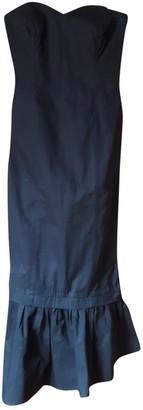 Ted Lapidus Black Cotton Dress for Women