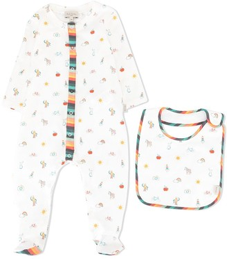 Paul Smith Printed Pajama Gift Set
