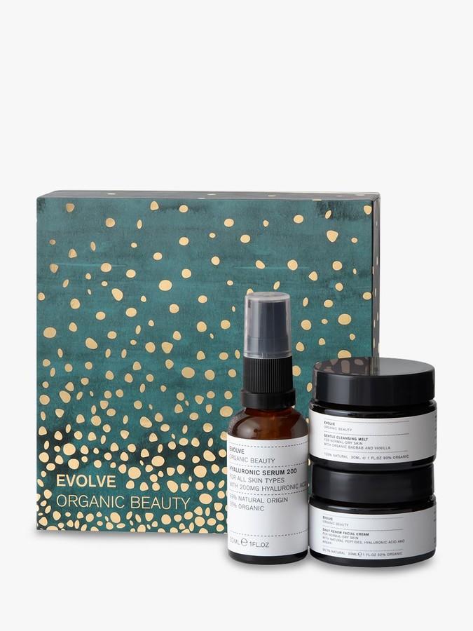 Evolve Organic Beauty Hydration Heroes Skincare Gift Set