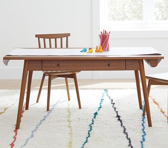 Pottery Barn Kids west elm x pbk Mid-Century Craft Play Table