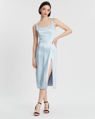 Third Form Escape Split Dress