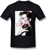 Impact Men's David Bowie Stars T-Shirt
