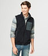 Fuzzy Fleece Vest